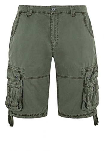 Lonsdale Shorts Muxton, Farbe:ash grey;Größe:XL