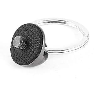 Camera Tripod Flash Bracket Repair Part 6mm Male Screw w Ring