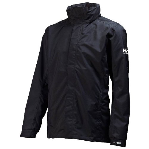 Helly Hansen Men's Dubliner Jacket, 990 Black, Large