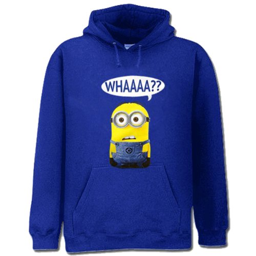 Despicable-me-Whaa-Pull-Over-Hoodie-Fleece-Medium