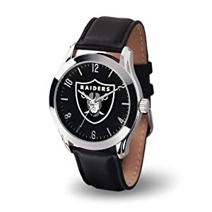 Brand New Oakland Raiders NFL Classic Series Mens Watch by Things for You