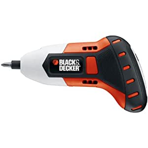 Black & Decker BDCS40G 4-Volt MAX Gyro Screwdriver