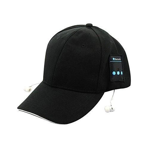 Mobilegear Bluetooth Headset cum Wireless Headphone in Unique Warm & Stylish Cap Form