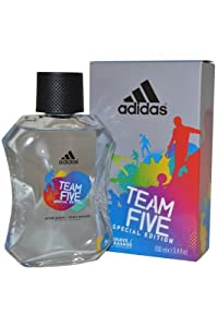 Team Five by Adidas Aftershave Special Edition 100ml