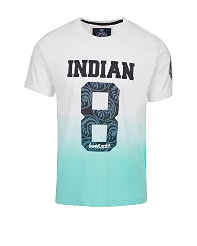 THE INDIAN FACE T-Shirt Manica Corta [Bianco]