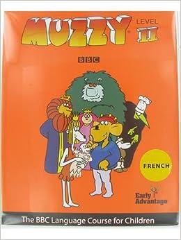Muzzy Level II French BBC Course Set Early Advantage DVD