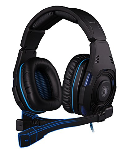 Sades Knight Gaming Headset