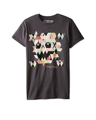 Ames Bros Men's Quiltallica Short Sleeve T-Shirt