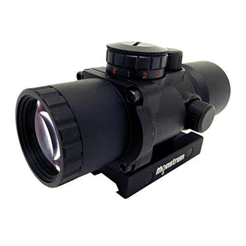 Monstrum Tactical S330P 3X Prism Scope For Rifles