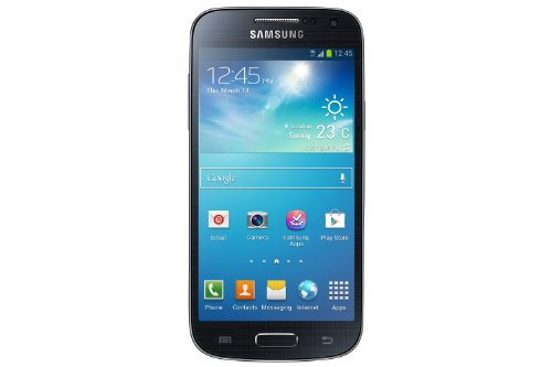"SAMSUNG I9195 GALAXY S4 MINI 4.3"" 8GB 4G LTE SPECIAL EDITION EUROPA BLACK"