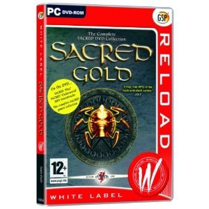 Sacred Gold (Windows DVD) Including