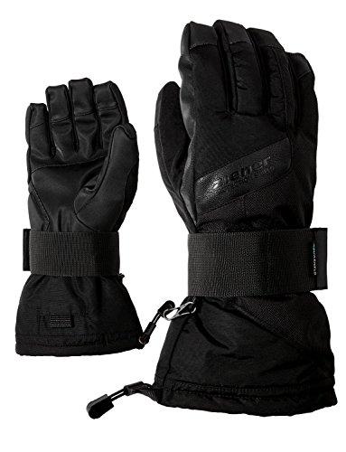 Ziener-Gants-de-snowboard-Matts-SB-Aquashield-Noir