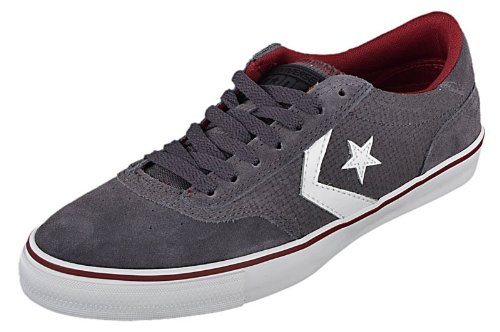 Converse Trapasso II Ox graphite suede Schuhe