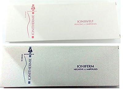 Ionithermie Ioniferm Professional Cellulite Treatment 12 Ampoules