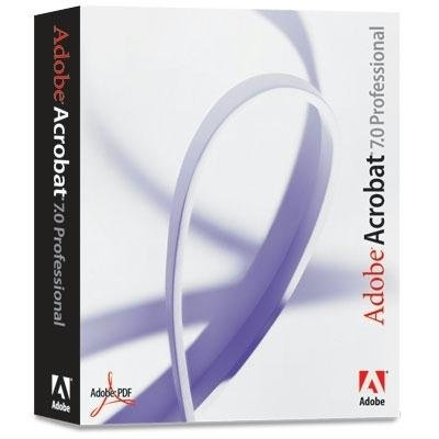 Adobe Acrobat 8 Professional (Mac)