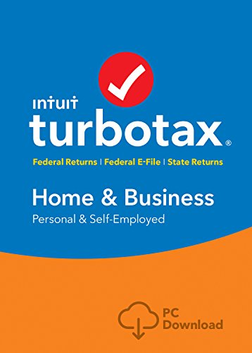 TurboTax Home & Business 2016 Tax Software Federal & State + Fed Efile PC download  [Amazon Exclusive] (Amazon Downloads compare prices)
