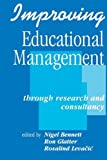 img - for Improving Educational Management: Through Research and Consultancy (Published in association with The Open University) book / textbook / text book