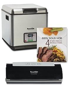 Sous Vide Supreme Promo Pack Cooking System, PSV-00144