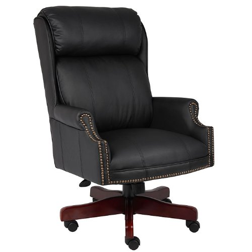 Boss High Leatherplus Executive Chair