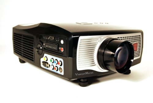 1080IHD Home Theater Video Projector With TRUE