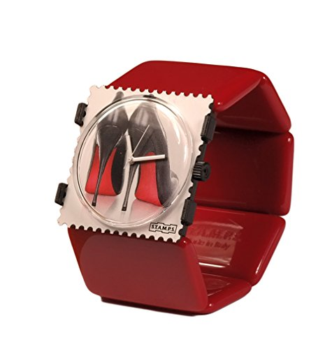 stamps-belta-red-plastica-donna-nd-0mm