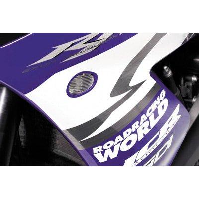 Hotbodies Racing Flushmount Turn Signal - Smoke S02GS-SIG-SMK