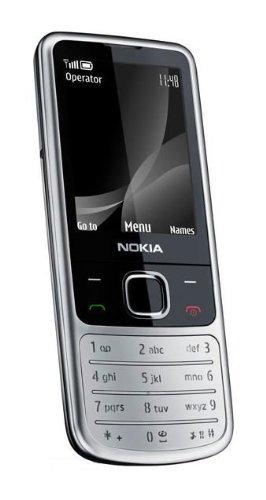 Nokia 6700 Classic (Silver) SIM Free / Unlocked