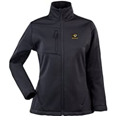 Antigua Ladies Missouri Tigers Traverse Fleece Back Full-Zip Jacket by Antigua
