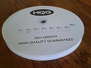 Klettband HAKEN weiß 1Rolle 25m 20mm selbstkl.lfm0,60Euro