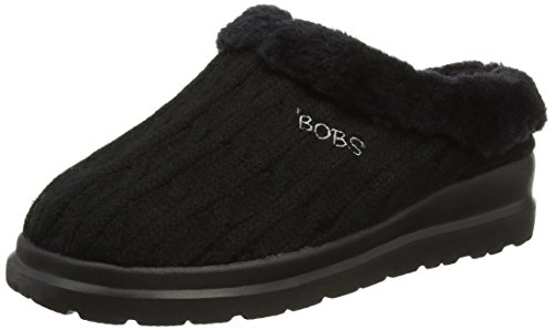 skechers-cherish-wonder-fall-womens-open-back-slippers-black-black-3-uk-36-eu