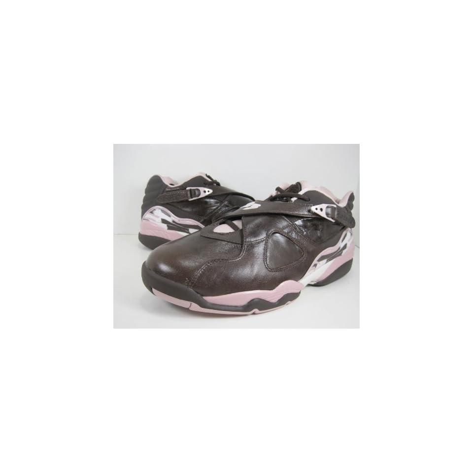 a6f6e30fe66f NIKE AIR JORDAN 8 RETRO LOW 317251 261 Women s Sneaker Shoe