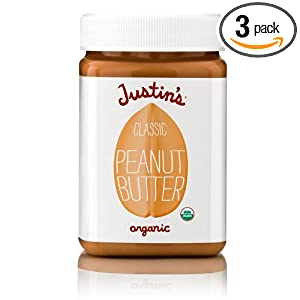 Justins organic PB 
