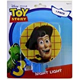 Disney Pixar Toy Story 3 Woody Kid Room Nursery Night Light