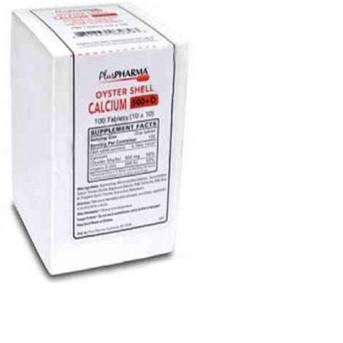 Oyster Sh Calc/D Tb 500 10X10Ud