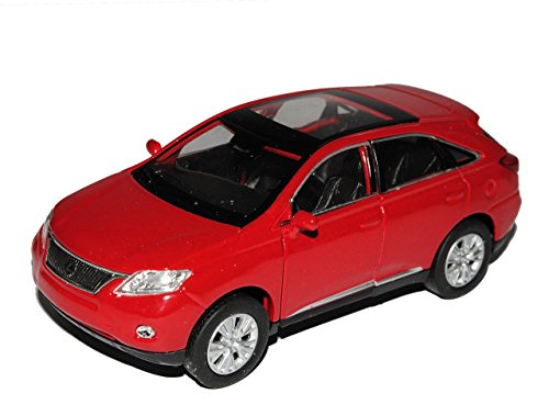lexus-rx450h-suv-rot-3-generation-2009-2015-ca-1-43-1-36-1-46-welly-modell-auto