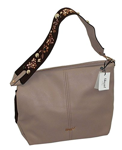 Borsa sacca un manico BLUGIRL BG 830001 women handbag beige