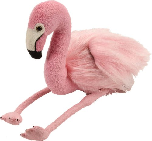 "Wild Republic CK-Mini Flamingo 8"" Plush"