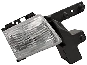 OE Replacement Dodge Van Passenger Side Headlight Assembly Composite (Partslink Number CH2503118)
