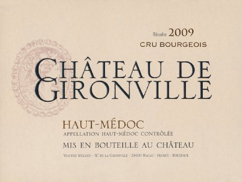 French Bordeaux Wine