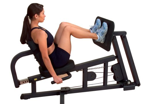 Body Solid Leg Press Attachment (multicolor)