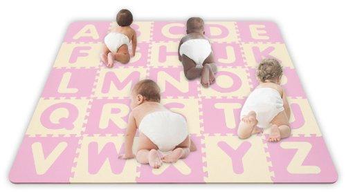 Play & Learn Soft & Safe SoftFloors 5' x 5' x 5/8