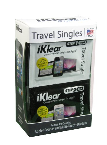 iKlear Travel Singles