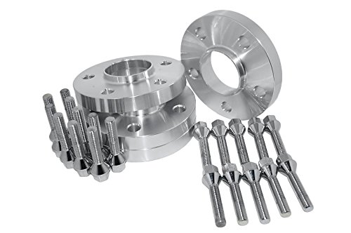 ECCPP 4 Pc 20mm Thick 5x112 Hub-Centric Wheel Spacers For Mercedes Benz 66.6mm W/10 Lug Bolts 12x1.5 (Tires W211 compare prices)