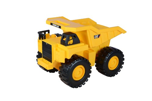 Toy State - Caterpillar - Light And Sound Construction Machines - Big Rev Dump Truck