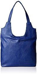 Alessia74 Handbag (Blue) (PBG412B)