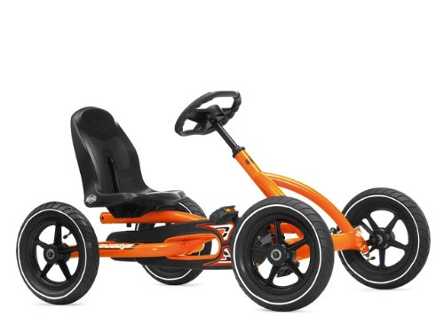 Berg USA Buddy Pedal Go Kart Kids Riding Toy - Orange 24.20.60