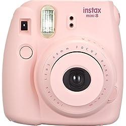 Fujifilm Instax Mini 8 Instant Camera (Pink)