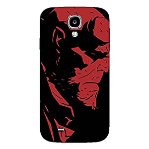 HELLBOY BACK COVER FOR SAMSUNG GALAXY S4