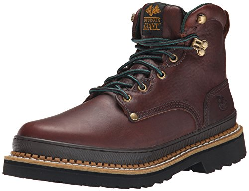 Georgia Boot Men's Georgia Giant G6274 Work Boot,Soggy Brown,7.0 M
