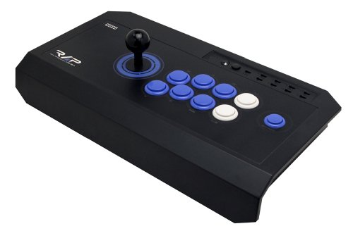 【Amazon.co.jp限定 カラー】リアルアーケードPro.V3 SA 「ブラック×ダークブルー」(PS3用)